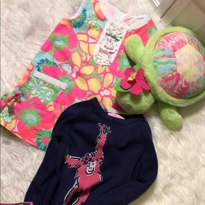 Lilly Pulitzer 3 pieces
